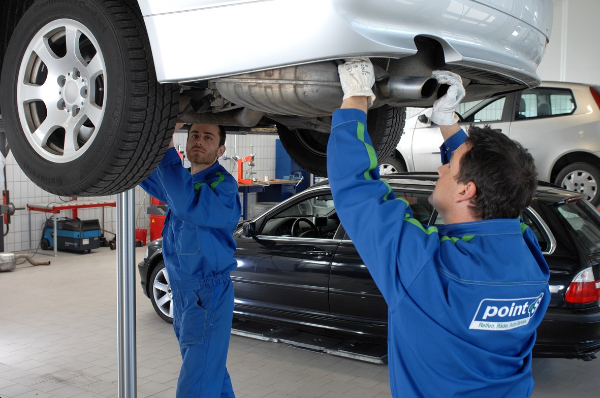 Autoservice bei point S